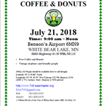 EAA Chapter 745 Coffee & Donuts (picture)
