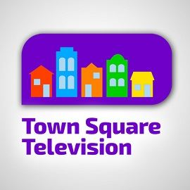 Image of Town Square TV Logo