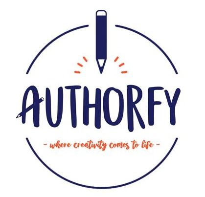 authorfy logo